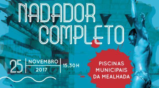Mealhada recebe Torneio de Nadador Completo