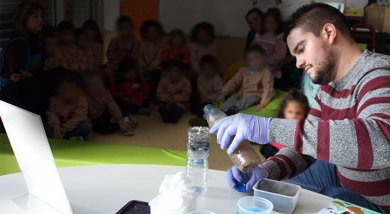 Sensibilização ambiental percorre escolas e jardins-de-infância do concelho