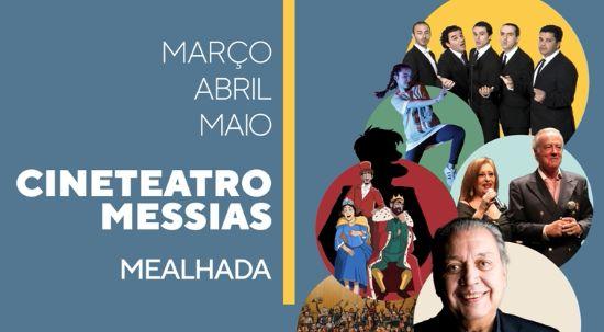 Artistas nacionais enriquecem programação do Cineteatro Messias