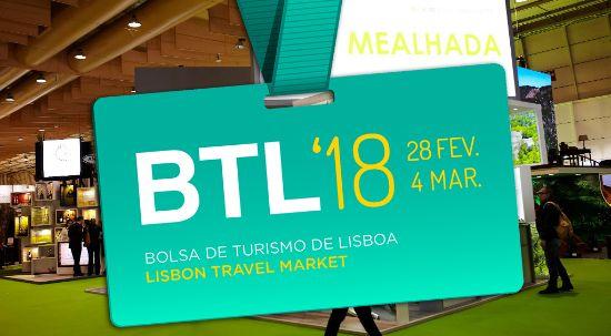 Mealhada mostra-se e anima Bolsa de Turismo de Lisboa