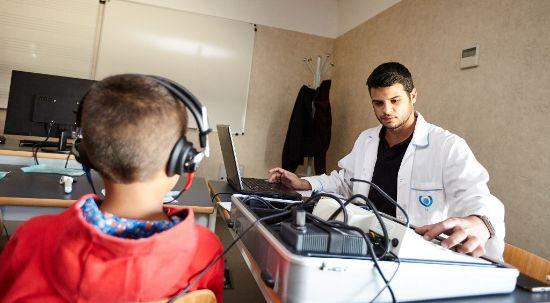 Programa de saúde escolar percorre jardins-de-infância e escolas do Município