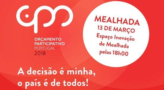 Mealhada integra projeto vencedor do Orçamento Participativo Portugal 2017