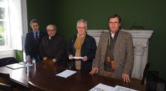Um milhão de euros para reabilitar Convento e Via-Sacra do Bussaco