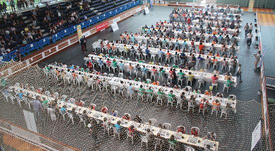 Nacionais de Xadrez Jovens disputam-se no Luso