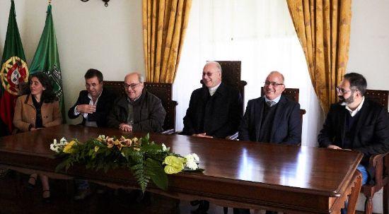 Bispo de Coimbra acredita no sucesso da candidatura da Mata Nacional do Bussaco a património da UNESCO