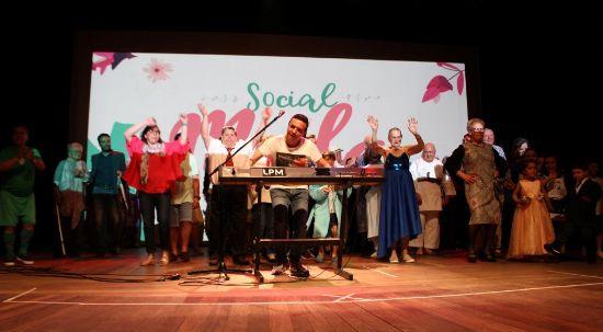 Social Moda voltou a brilhar no Cineteatro Messias