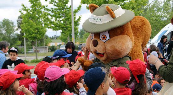 Parque da Cidade foi uma festa para mais de 1000 crianças do Município