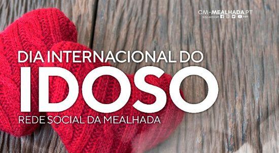 Município assinala Dia do Idoso promovendo convívio interinstitucional