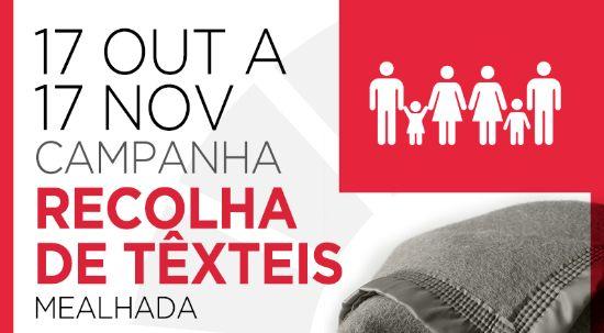 Campanha de recolha de têxteis