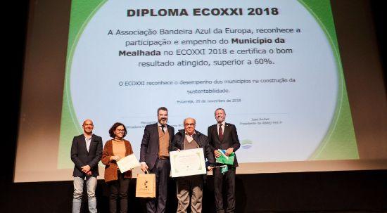 """Mealhada ganha prémio nacional com projeto """"Rota pela Floresta"""""""