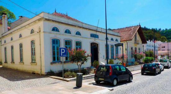 Posto de Turismo Luso - Bussaco - Novo Contacto