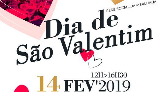 Idosos celebram dia de São Valentim