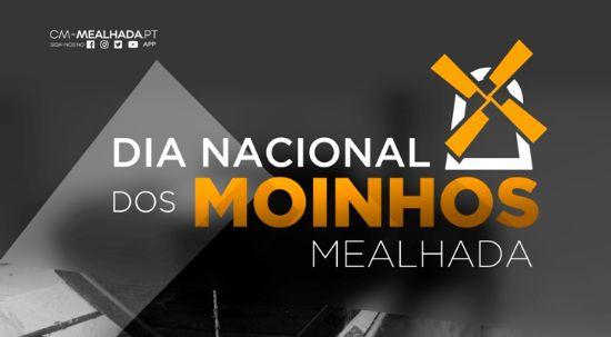 Mealhada assinala Dia dos Moinhos com atividades nos diversos moinhos do concelho