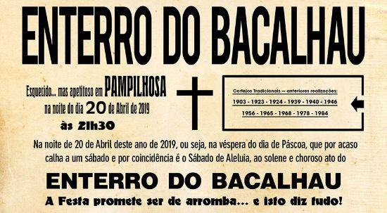 Enterro do Bacalhau - Pampilhosa