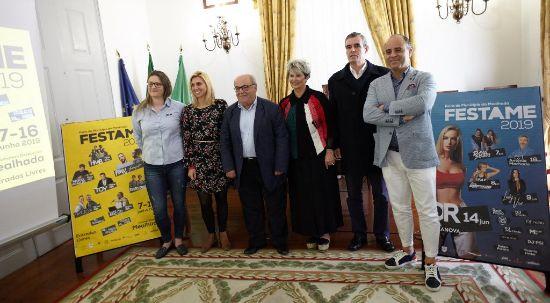 Jos� Cid, Anjos, Toy, Piruka e HMB s�o as principais apostas da FESTAME 2019