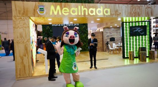 Mealhada promove-se na FIT Guarda
