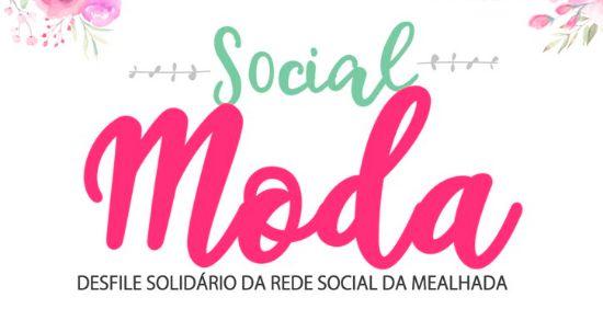 """Desfile solidário """"Social Moda"""" une solidariedade e comércio local"""
