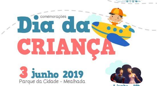 Município celebra Dia da Criança com festa no Parque da Cidade