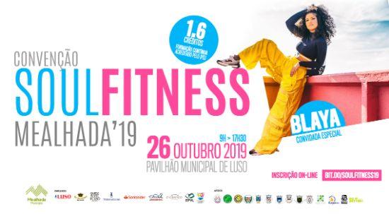 """Convenção Soul Fitness vai """"energizar"""" o município"""