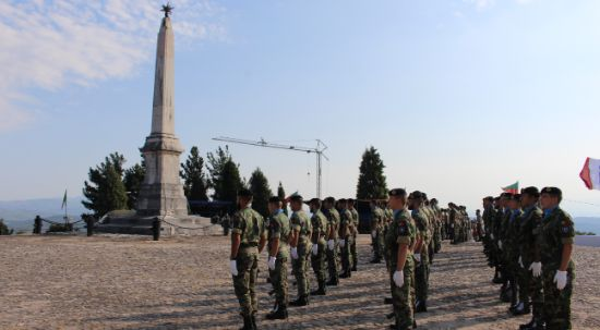 Município e Exército assinalam 209 anos da Batalha do Bussaco