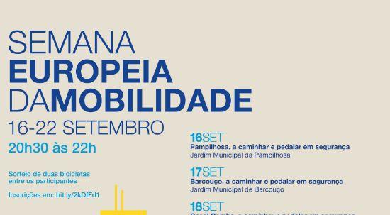 Mealhada adere à Semana Europeia da Mobilidade com múltiplas atividades em todo o concelho