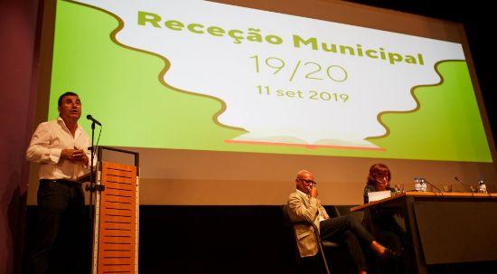 Receção Municipal à comunidade educativa mostrou recursos e infraestruturas do município