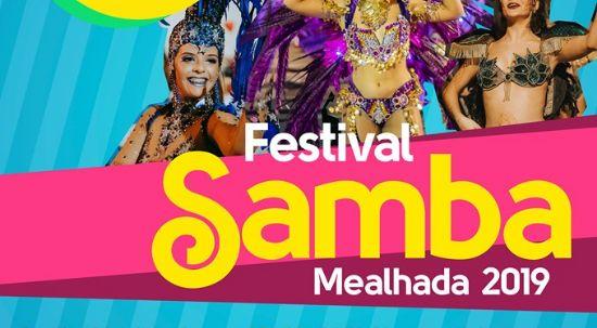 Festival de Samba anima Mealhada
