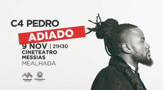 Concerto de C4 Pedro ADIADO