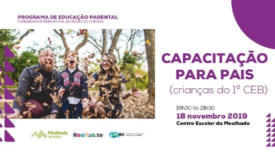 Programa de Educação Parental - inscrições