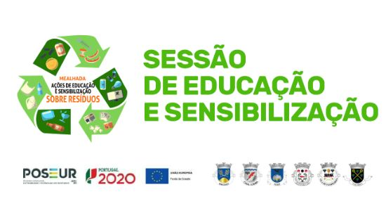 Sessões de educação e sensibilização ambiental nas freguesias