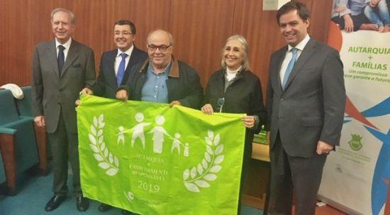 Mealhada recebeu Bandeira Verde com Palma