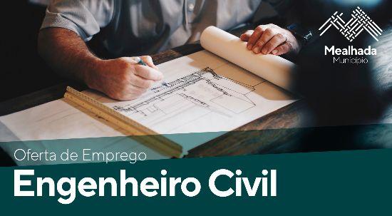 Recrutamento - Engenheiro Civil