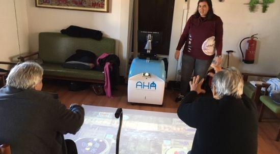 Câmara avança com projeto de estimulação cognitiva e física de idosos