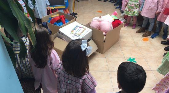 Jardim de Infância da Pampilhosa recolhe bens para Roda Viva – Loja Social