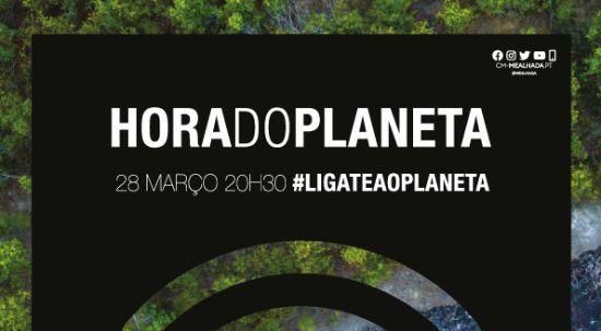 Município adere à iniciativa Hora do Planeta