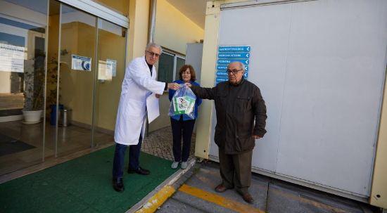 Câmara da Mealhada distribui testes COVID por bombeiros, médicos, enfermeiros, IPSS e trabalhadores municipais