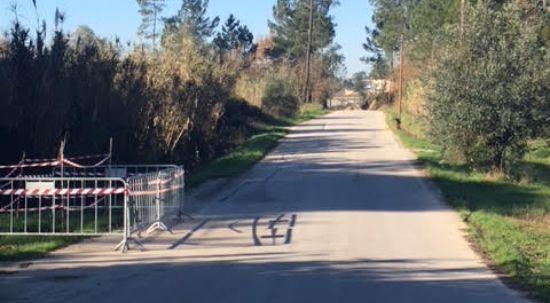 Câmara consigna empreitada de substituição da passagem hidráulica Grada – Barcouço