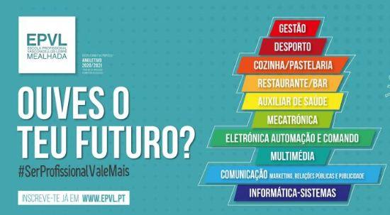 Escola Profissional da Mealhada tem abertas inscrições para ano letivo 2020/2021