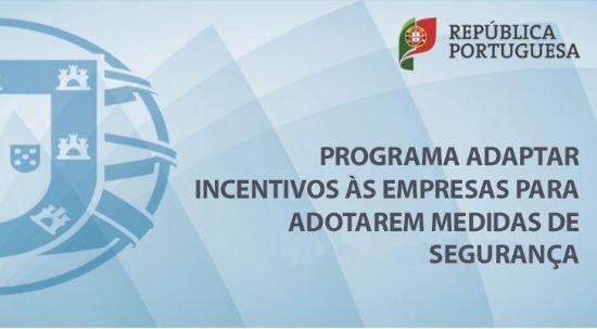 Programa ADAPTAR - sistema de incentivos à adaptação da atividade empresarial ao contexto da COVID-19