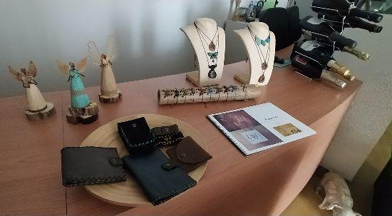 Postos de Turismo da Mealhada e Luso mostram trabalhos dos artesãos do concelho