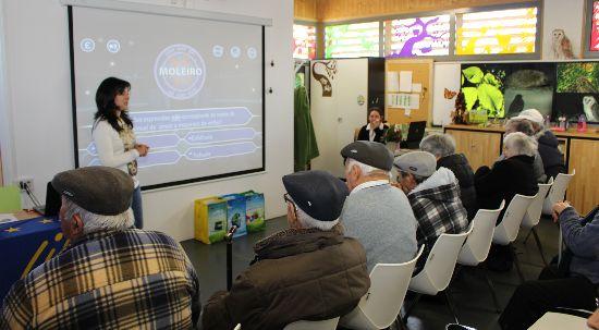 Centro de Interpretação Ambiental comemora cinco anos com novo website