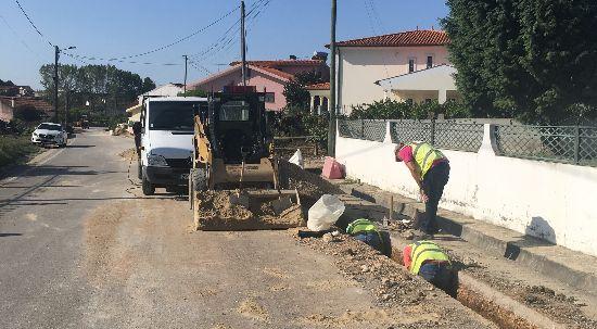 Câmara consigna obra de reabilitação da Rede de Distribuição de Água