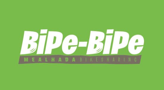 """""""BipBip – Mealhada Bikesharing"""" é a designação do Sistema de Bicicletas Partilhadas de Mealhada"""