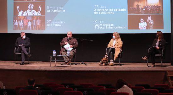Markl, Tim, Azeitonas e Quim Roscas & Zeca Estacionâncio são apostas do Cineteatro Messias para 1º semestre de 2021