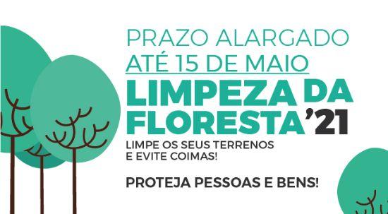 Ver Limpe a floresta até 15 de maio!