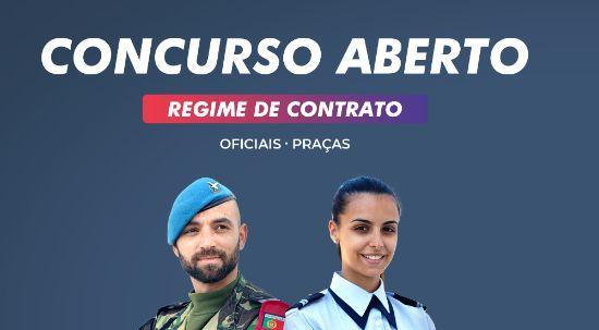 Força Aérea Portuguesa - recrutamento