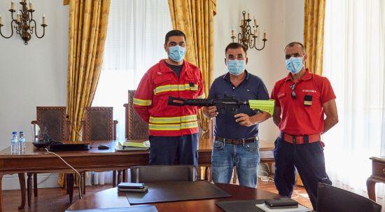 Câmara dá apoio de 73 mil euros a bombeiros e Bussaco