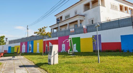 Rota cultural de arte urbana nasce na Mealhada