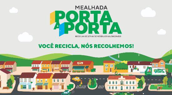 Mealhada Porta-a-Porta já começou com a distribuição de contentores aos munícipes