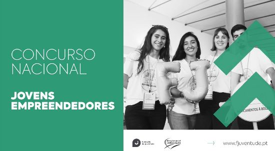 4ª edição do Concurso Nacional para Jovens Empreendedores